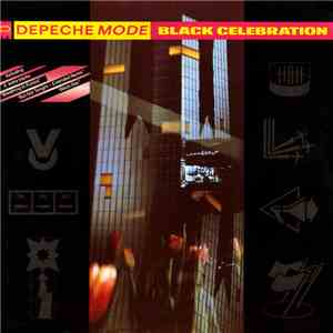 Depeche Mode - Black Celebration album