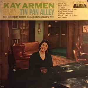 Kay Armen - Golden Songs Of Tin Pan Alley album