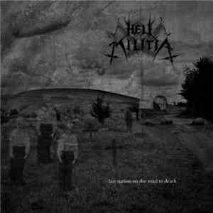 Hell Militia - Last Station On The Road To Death album