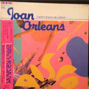 Joan Orleans - I Don't Wanna Be Lonely album