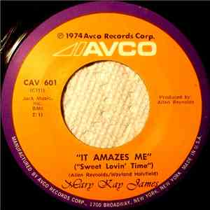 Mary Kay James - It Amazes Me (Sweet Lovin' Time) album