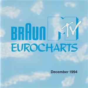 Various - Braun MTV Eurocharts December 1994 album