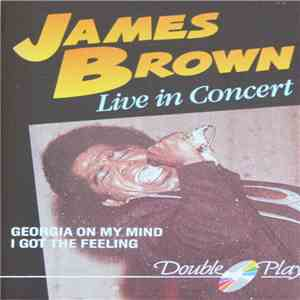 James Brown - Live In Concert album