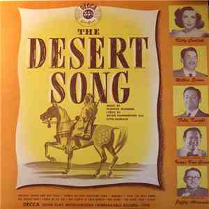 Kitty Carlisle, Wilber Evans, Felix Knight - Selections from the Desert Song album