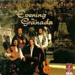 Los Angeles Guitar Quartet - Evening In Granada album