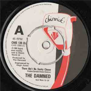 The Damned - Hit Or Miss / There Ain't No Sanity Clause album
