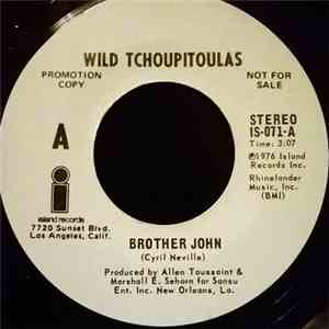 The Wild Tchoupitoulas - Brother John album