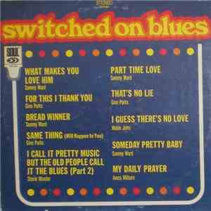 Various - Switched On Blues album