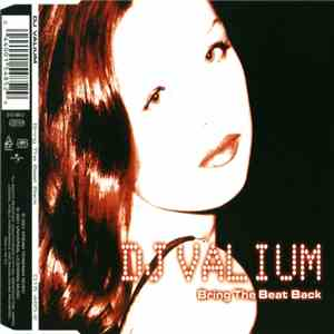 DJ Valium - Bring The Beat Back album
