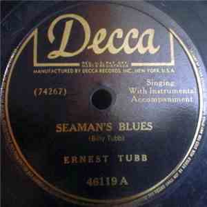 Ernest Tubb - Seaman's Blues / Waiting For A Train album