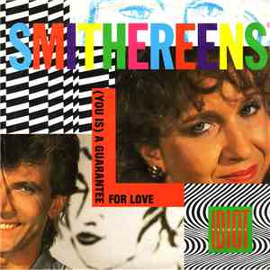 Smithereens - (You Is) A Guarantee For Love album