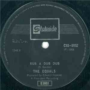 The Equals - Rub A Dub Dub album