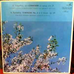 A. Scriabin - Symphony No. 2 In C Minor, Op. 29 album