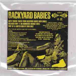 Backyard Babies - Bombed (Out Of My Mind) album