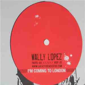 Wally Lopez - I'm Coming To London album