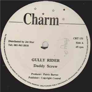 Daddy Screw - Gully Rider / Rough Rider album