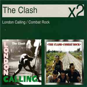 The Clash - London Calling / Combat Rock album