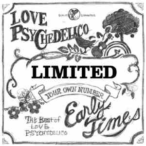 Love Psychedelico - Early Times: The Best Of Love Psychedelico album