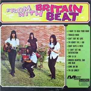 Unknown Artist - From Britain With Beat album