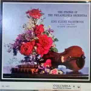 Eugene Ormandy Conducts Strings Of The Philadelphia Orchestera / Mozart, Bach, Corelli, Mendelssohn - Eine Kleine Nachtmusik album