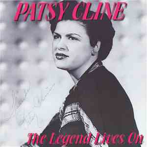 Patsy Cline - The Legend Lives On album