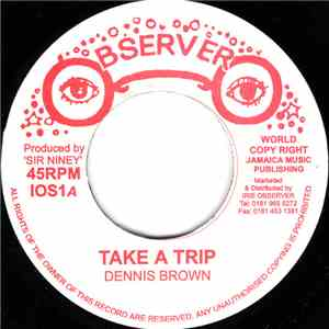 Dennis Brown - Take A Trip album