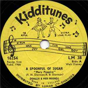 Doreen & Her Friends / Mike's Singers - A Spoonful Of Sugar / Blue Tail Fly album