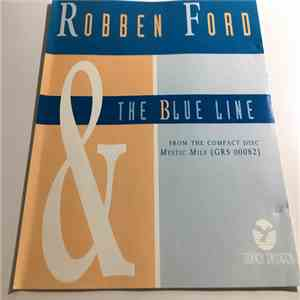 Robben Ford & The Blue Line - 3-Track Cd album