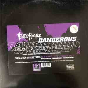 Busta Rhymes - Dangerous / You Won't Tell, I Won't Tell album