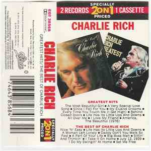 Charlie Rich - Greatest Hits / The Best Of Charlie Rich album
