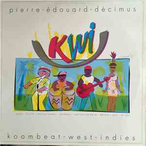 Pierre-Édouard-Décimus - KWI (Koombeat-West-Indies) album