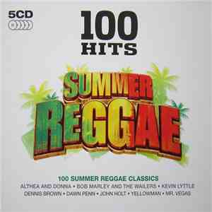 Various - 100 Hits Summer Reggae album