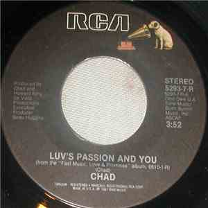 Chad - Luv's Passion And You album