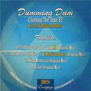 Dumming Dum - Climbing The Time EP album