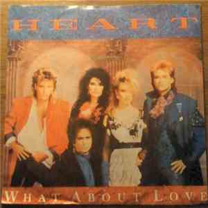 Heart - What About Love album