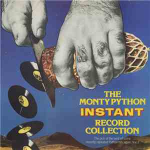 Monty Python - The Monty Python Instant Record Collection album