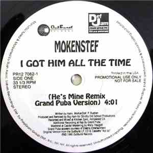 MoKenStef - I Got Him All The Time (He's Mine) Remix album