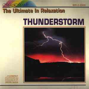 No Artist - Magic Moods-The Ultimate In Relaxation: Thunderstorm album
