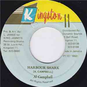 Al Campbell - Harbour Shark album