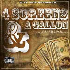 Beltway 8 - 4 Screens & A Gallon (All-Freestyles) album