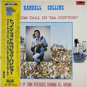 Randall Collins - Stands Tall In GA. Cotton album