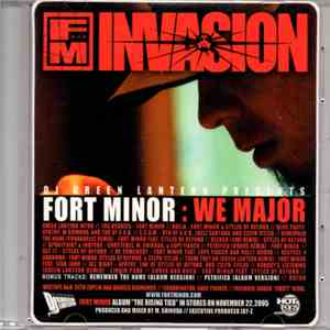 DJ Green Lantern Presents Fort Minor - Fort Minor: We Major album