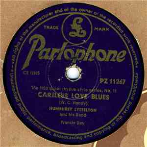 Humphrey Lyttelton And His Band - Careless Love Blues / Come On And Stomp, Stomp, Stomp album