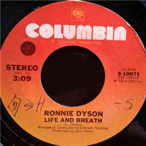 Ronnie Dyson - Life And Breath / The Captain Of Your Soul album