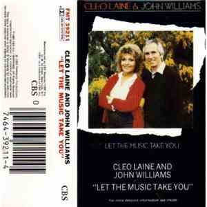 Cleo Laine & John Williams  - Let The Music Take You album
