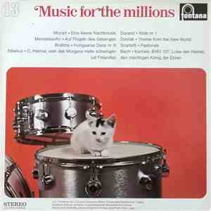 Various - Music For The Millions  album