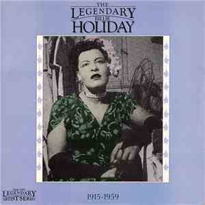 Billie Holiday - The Legendary Billie Holiday album
