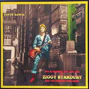 David Bowie - The Alternate Rise And Fall Of Ziggy Stardust And The Spiders From Mars album